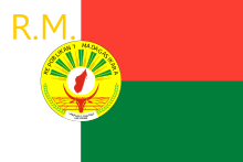 220px-Presidential_Standard_of_Madagascar_svg