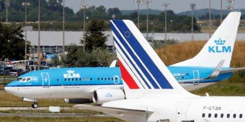 air-france-klm-reduit-ses-pertes-au-1er-trimestre