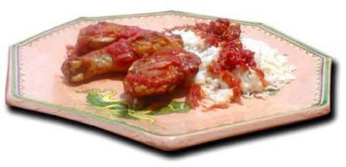 poulet-malgache